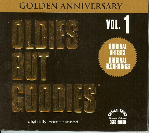 Review oldies but goodies 15 vol collection 171 tuned in to music