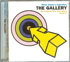 Various - Nicky Siano's Legendary 'The Gallery'